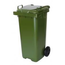 Container Plástico c/ Rodas JSN 120L