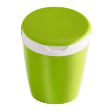Lixeira de Pia 3L Verde